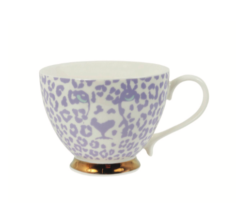 idées cadeaux mug leopard