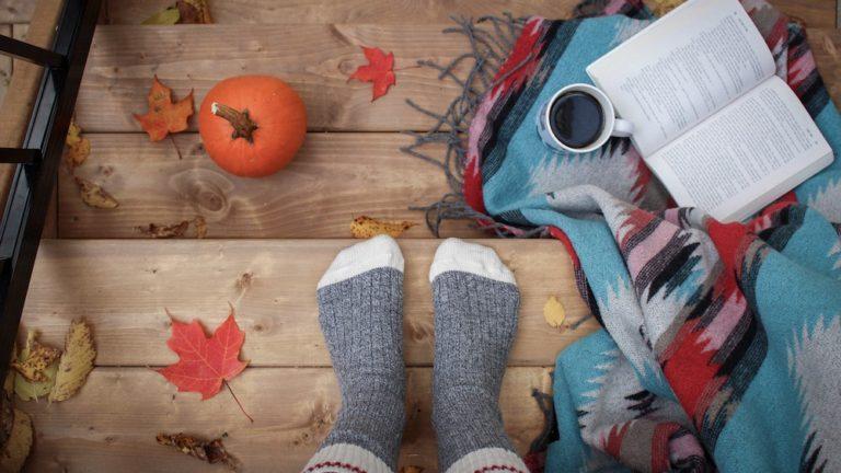 objets deco interieure automne