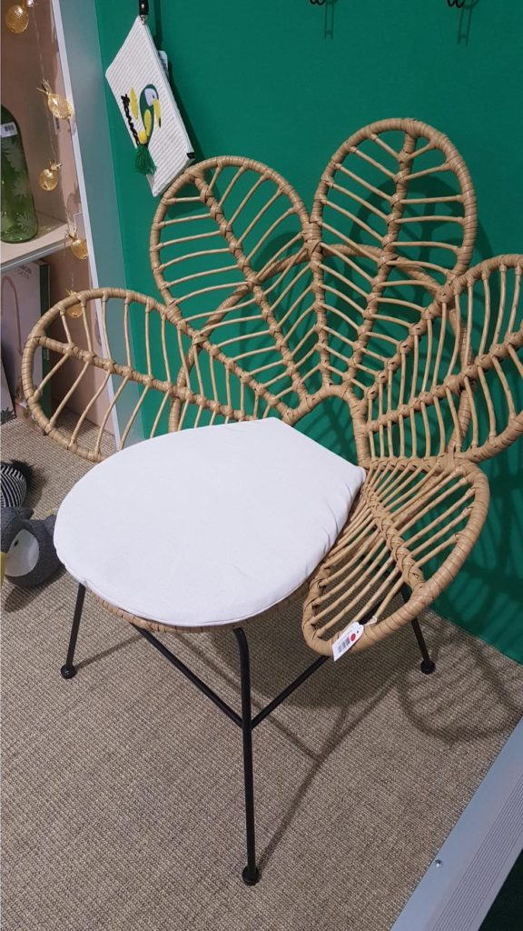 fauteuil maison et objet 2020