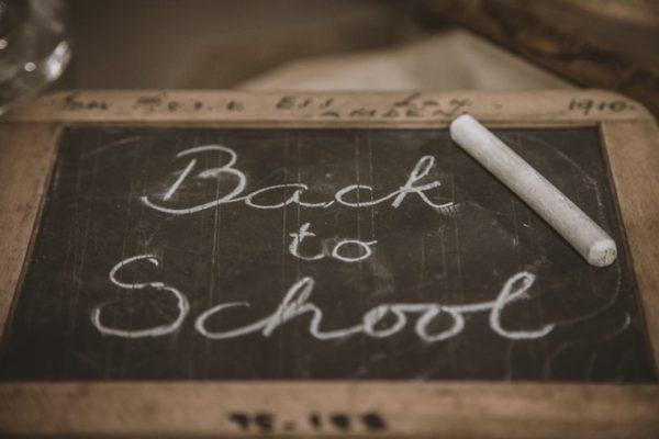 Rentrée des classes : objets déco pour prolonger les vacances !