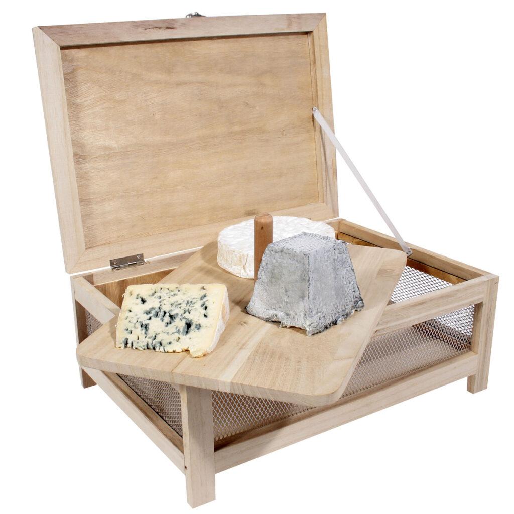 cave à fromage en bois