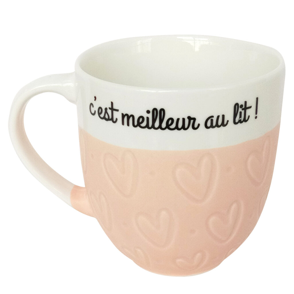 mug rose saint-valentin cadeaux