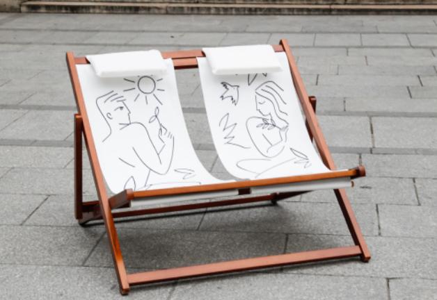 fauteuil outdoor fun