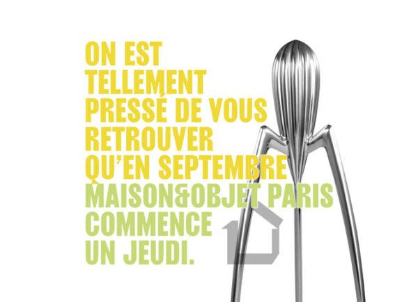 Salon Maison & Objet 2021