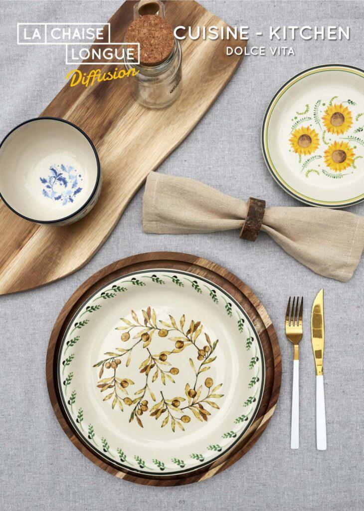collection assiette kitchen maison objet 2021